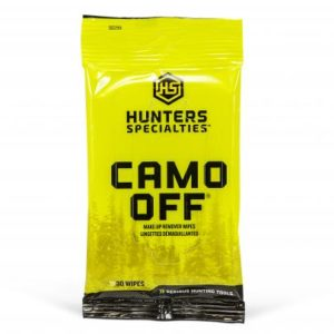 camo off - hunter specialties - make-up remover
