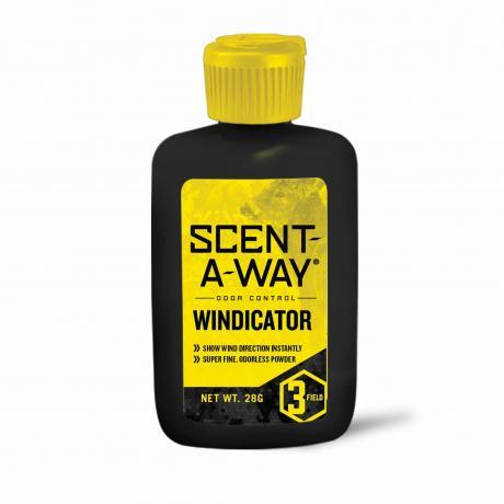 scent-a-way windicator