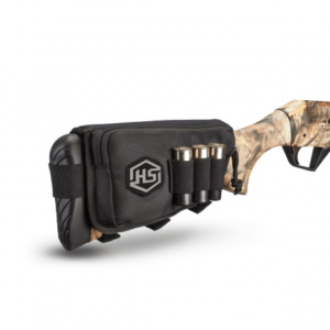Shotgun Shell Holder With Pouch