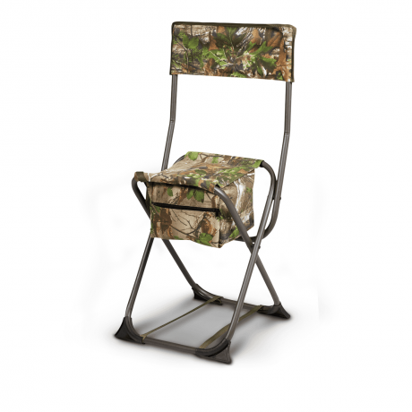 camo folding chair