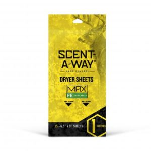 scent-a-way dryer sheets - Earth