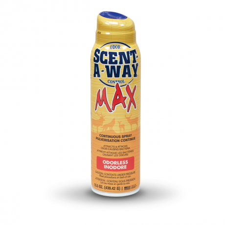 scent-a-way max odorless