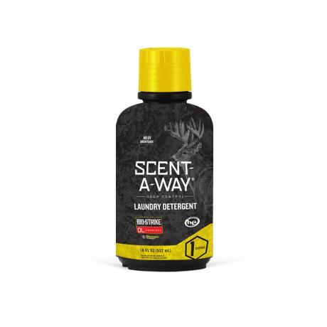 scent-a-way laundry detergent - 18oz