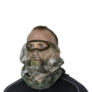 camo net face mask