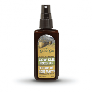 cow elk estrus spray