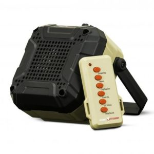 Grim Speaker with Remote