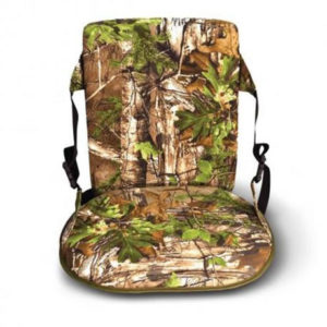 Flat Back Foam Seat / Realtree Edge